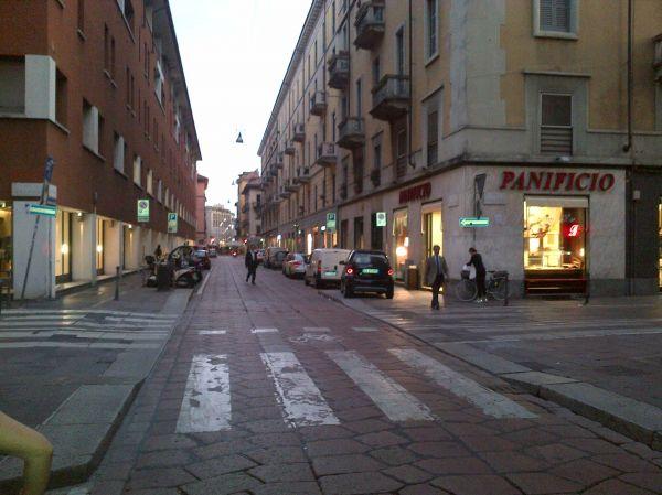 Via Solferino Milan