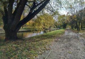 Antonaŭski Park Minsk