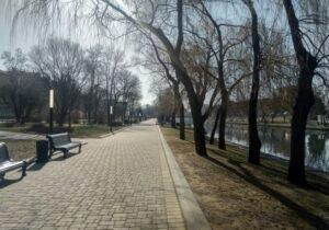 Hopscotching in Kašary Minsk
