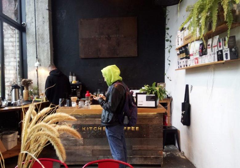 Kitchen Coffee Roasters Minsk