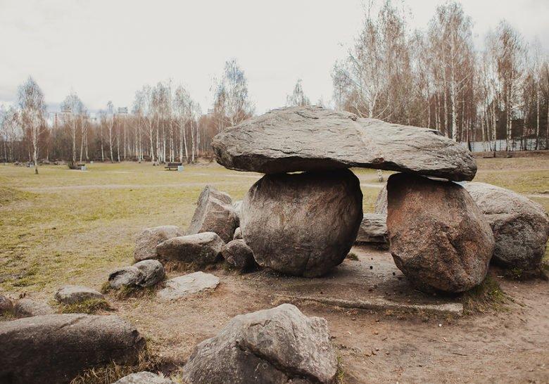 Museum of Boulders Minsk