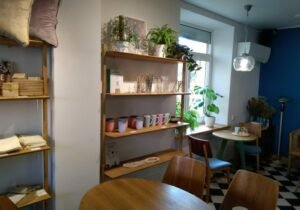 TIDEN – A café with a mission