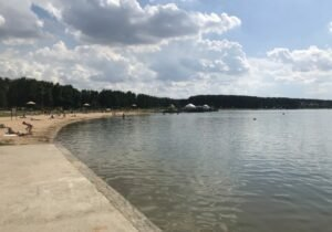 Tsnyanka Reservoir & Park – Minsk's got beaches