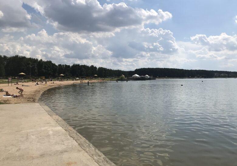 Tsnyanka Reservoir & Park Minsk