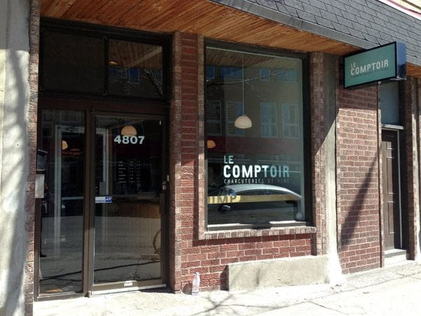 Restaurants spotted by locals montreal - Le comptoir seigneurie gauthier recrutement ...