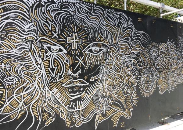 Surfaces - Urban Art Expo Montreal
