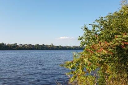 Île de la Visitation Nature Park Montreal