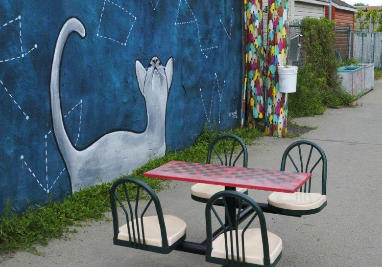 Artistic Shortcut Montreal