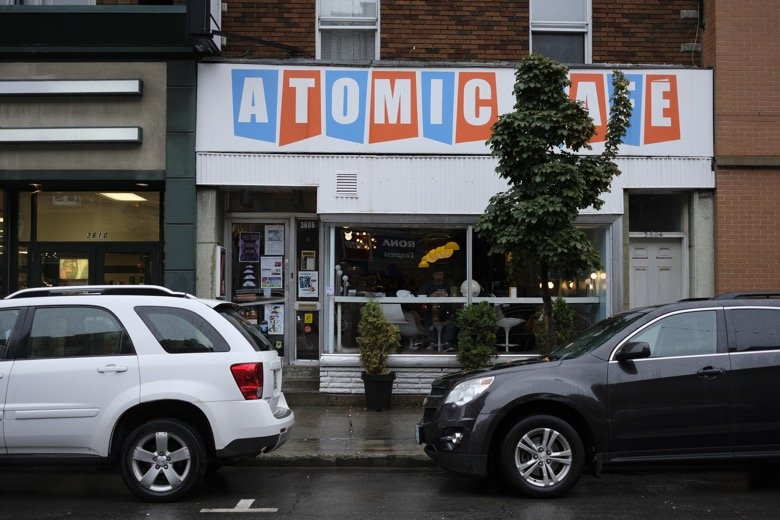 Atomic Cafe Montreal