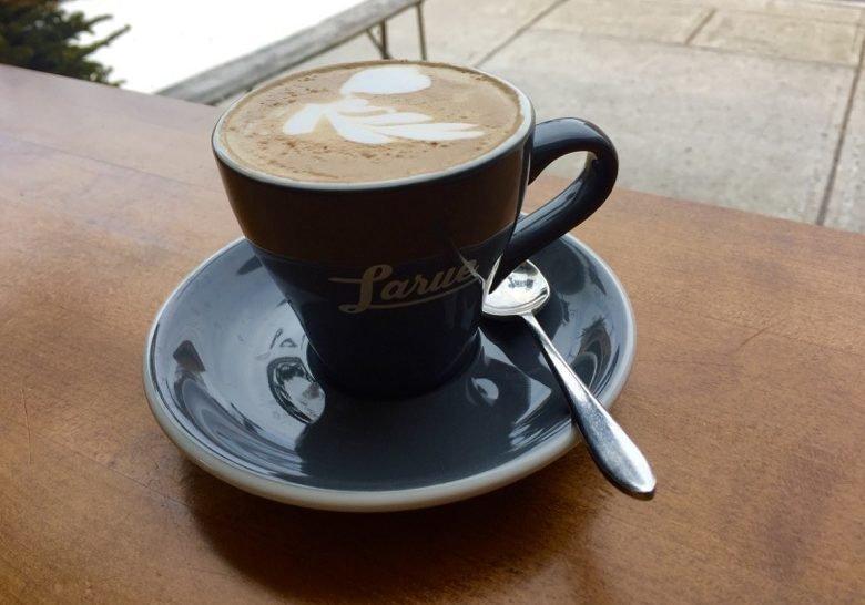 Cafe Larue & Fils Montreal