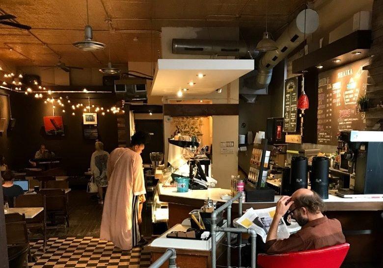 Cafe Shaika Montreal