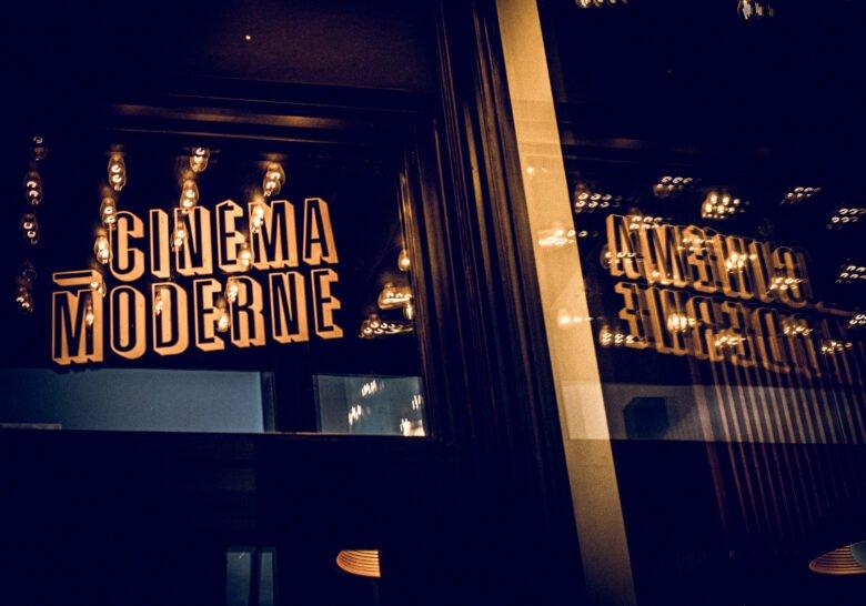 Cinéma Moderne – Cosy cinema