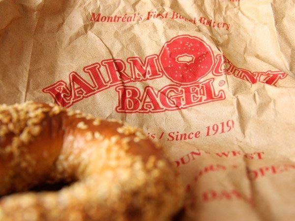 Fairmount Bagel – The best of Mtl!