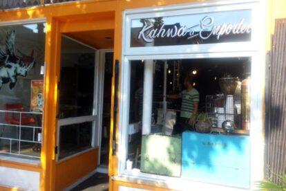 Kahwa Café Montreal
