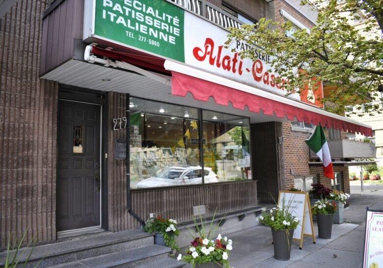 Pasticceria Alati-Caserta Montreal