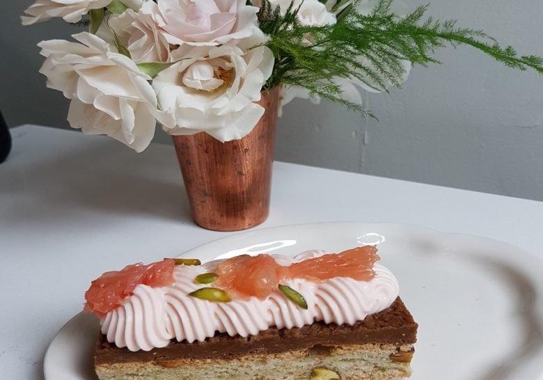 Pâtisserie Rhubarbe Montreal