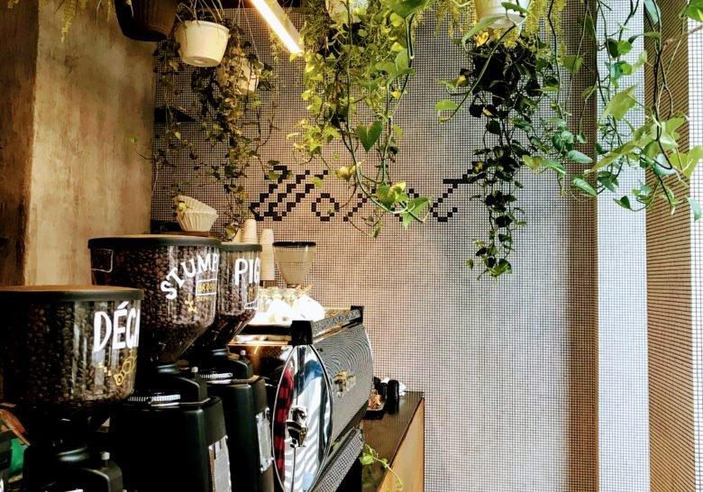 Pigeon Espresso Bar Montreal