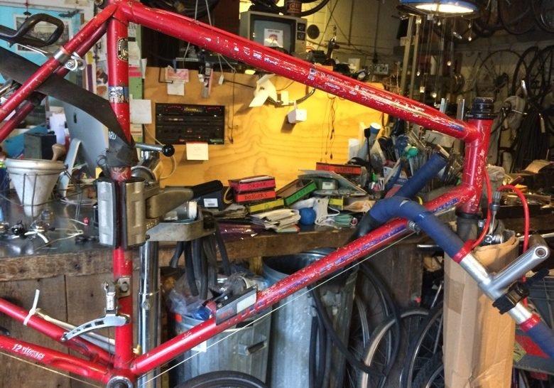 Plateaux Vélo-Garage Montreal