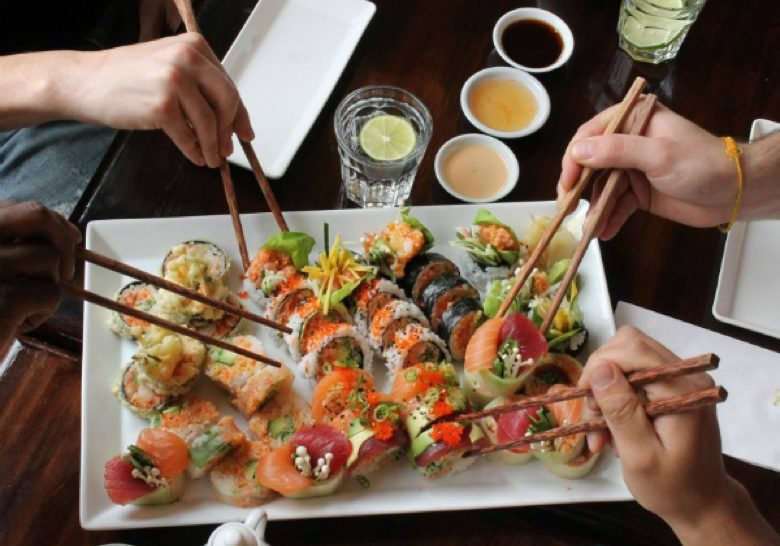 Saint Sushi Bar Montreal