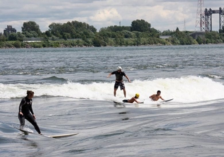 Surf in Montreal Montreal