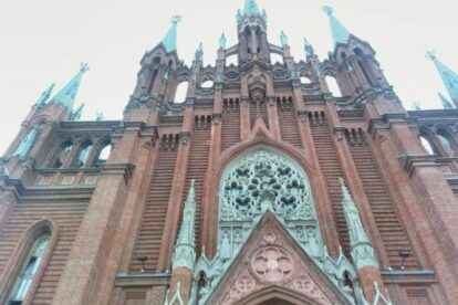 Cathedral of Immaculate Conception Moscow