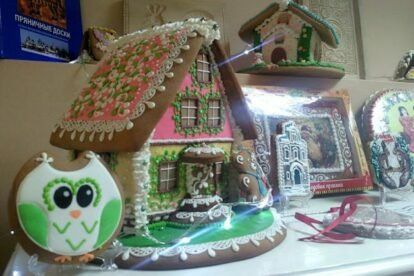 Gingerbread Museum Moscow