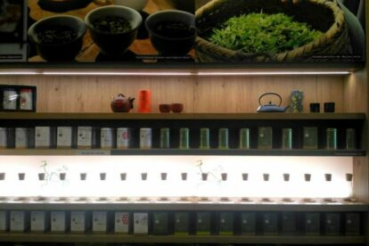 Palais des Thés Tea Shop Moscow