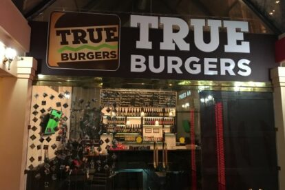 True Burgers Moscow