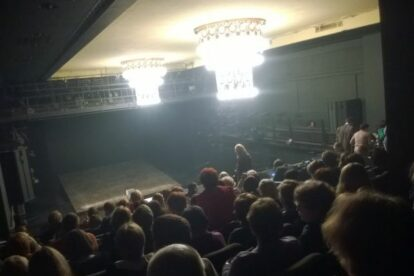 Juno and Avos opera Moscow