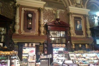 Eliseevsky Store Moscow