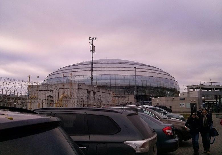Krylatskoe Baskethall Moscow