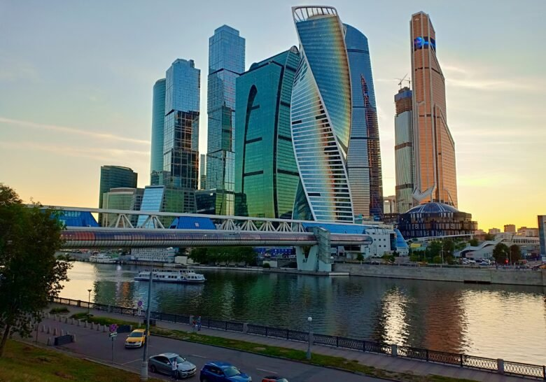 Moscow City Moscow