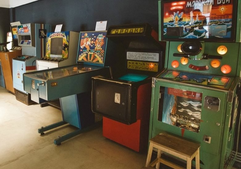 Museum of Soviet Arcade Machines Moscow