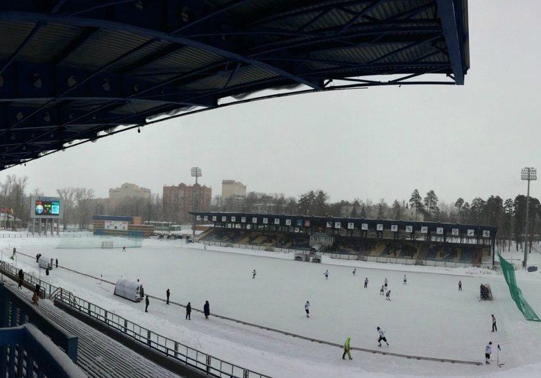Zorky Stadium Moscow