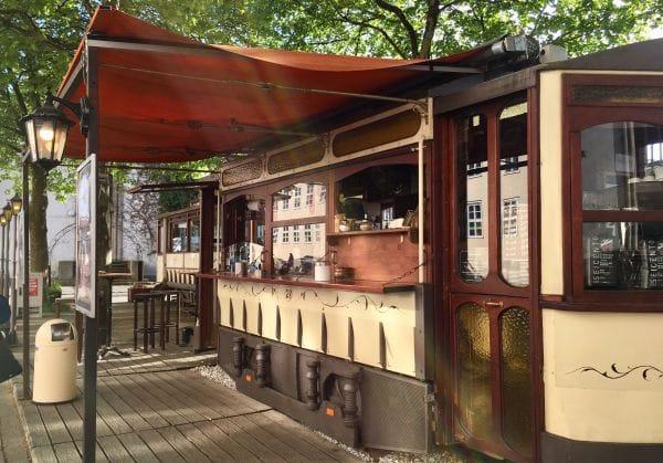 Tram Café Munich