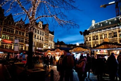 7 reasons why Antwerp belongs on your winter bucket list