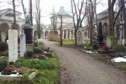 Ostfriedhof Munich