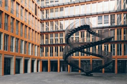 The Endless Staircase Munich