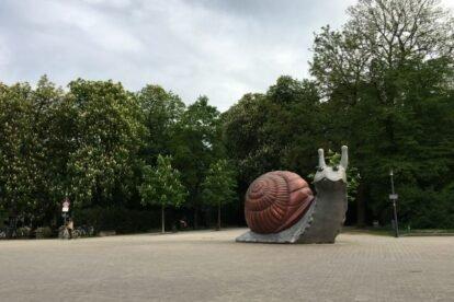 The Sweet Brown Snail Munich