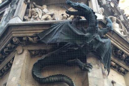 The Dragon Munich