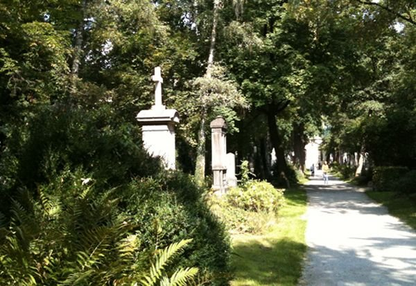 Alter Südlicher Friedhof Munich