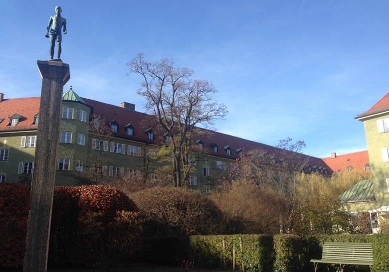 Borstei Housing Complex Munich