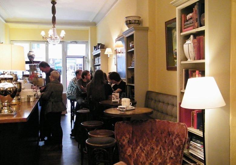 Brown's Tea Bar Munich