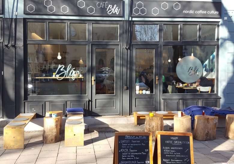 Café Blá Munich