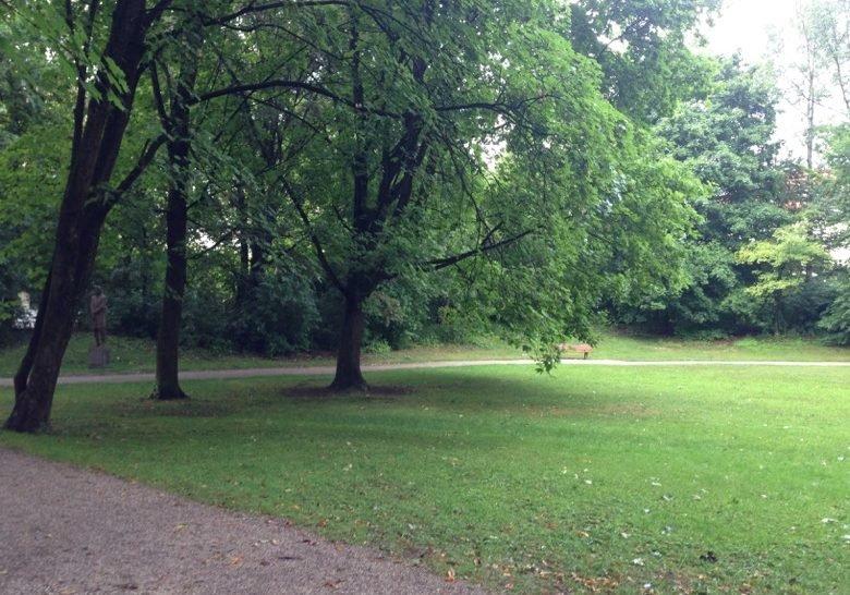Dichtergarten Munich