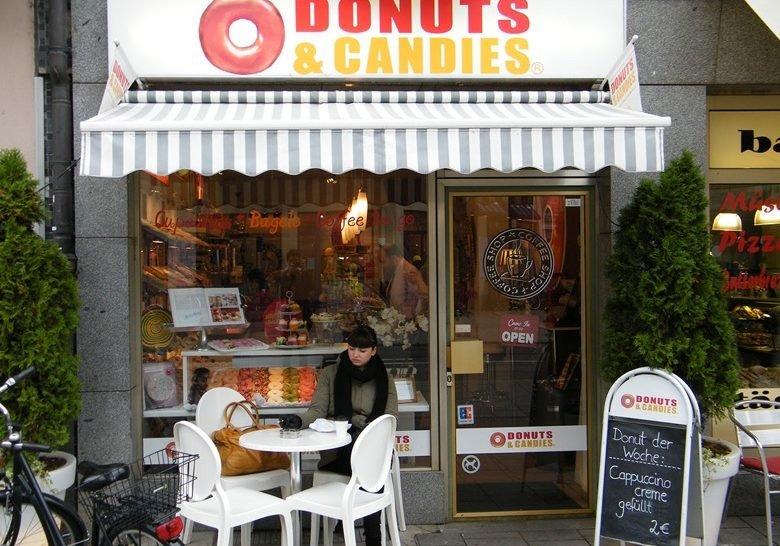 Donuts & Candies Munich
