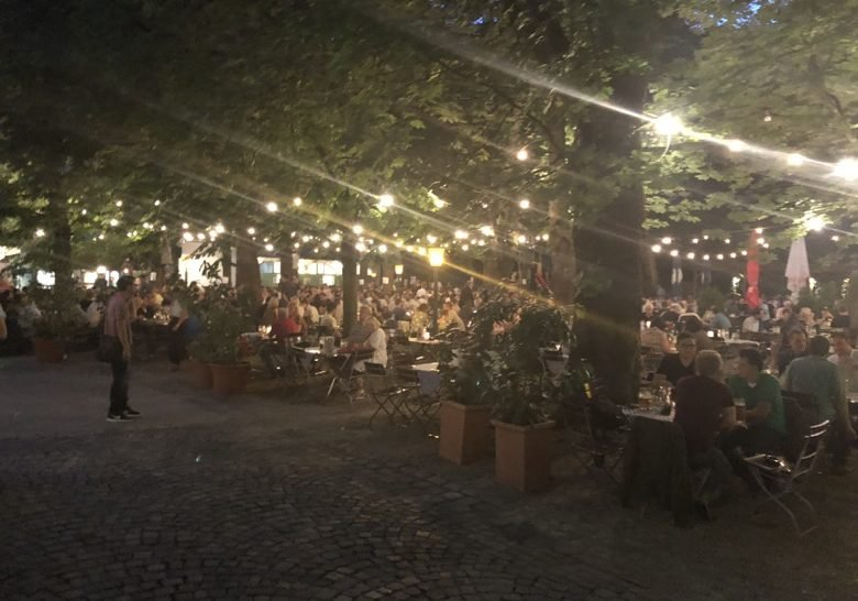 Hofbräukeller am Wiener Platz Munich