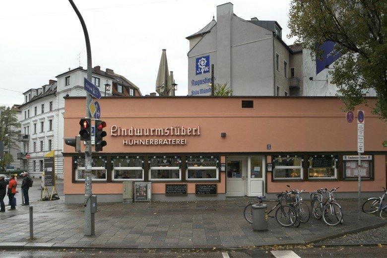 Lindwurmstüberl Munich