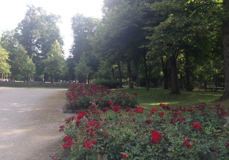 Luitpoldpark Munich