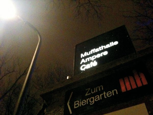 Muffathalle Munich